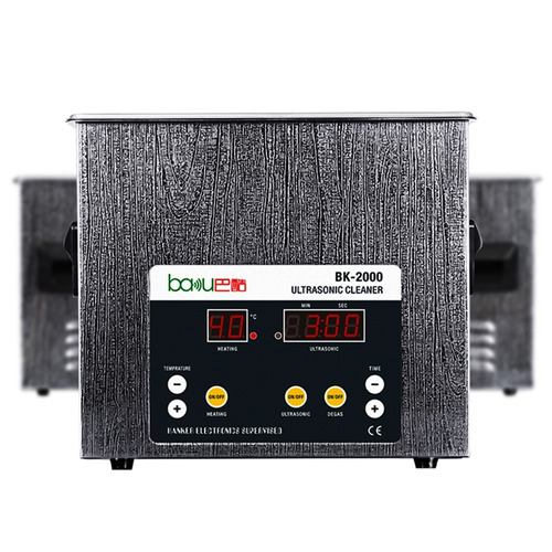 Lavador Limpiador Ultrasonico Baku - 3.2 L