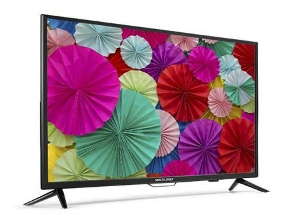 Tv Led 32 Polegadas Hdmi, Usb, Vga, Multilaser