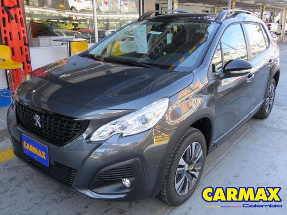 Peugeot 2008 Active 1.6 Turbo Gris 2020