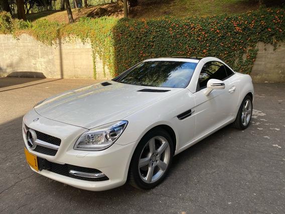 Mercedes Benz Clase Slk 200