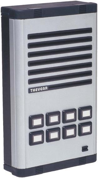 Porteiro Eletrônico Coletivo Danúbio 8 Pontos Thevear