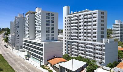 Apartamento Malvin E Tower 2 Dormitorio 1 Baño Y Garage