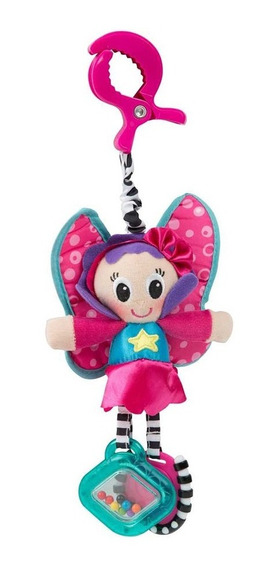 Colgante Bebe Dingly Dangly Floss The Fairy Playgro Navidad!