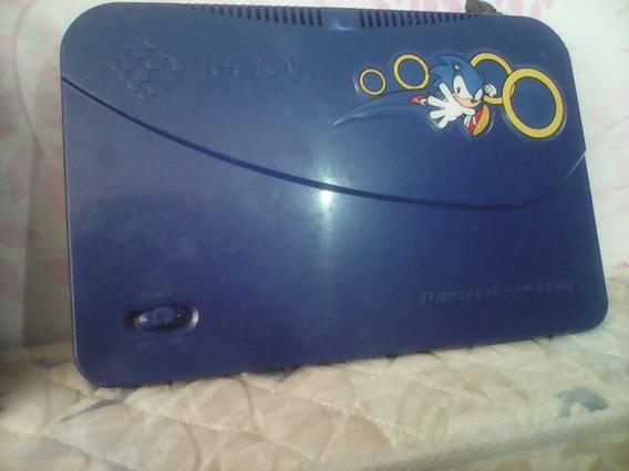 Video Game Console Master Sistem 132 Jogos Na Memoria