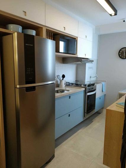 Apartamento De 37m² 2 Dormitórios Próximo Ao Metrô Liberdade