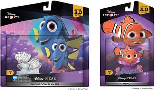 Disney Infinity 3.0 Procurando Dory Playset + Nemo