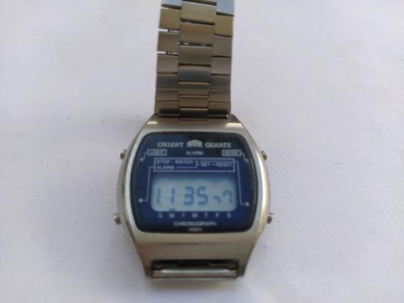 Relógio Orient Quartz Chronograph (leia Descrição)
