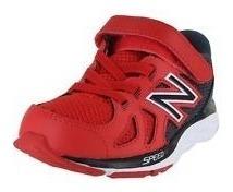 Zapatos Deportivos Para Niños Marca New Balance - Talla 26.5