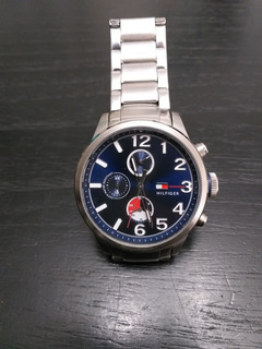 Reloj Tommy Hilfiger - Acero Inoxidable - Sumergible