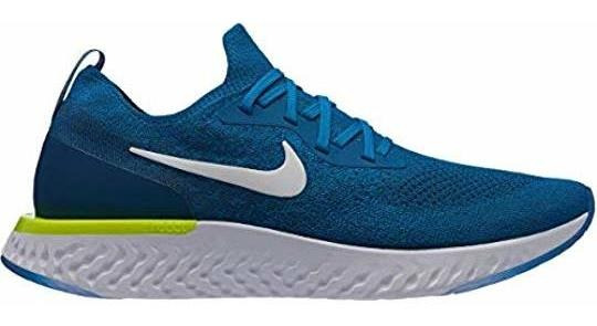 Nike Epic React Flyknit 2 - Zapatillas De Running Para Homb
