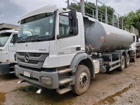 Mercedes-benz Axor 3131 Ix4 Bombeiro Gascom Completo Pipa