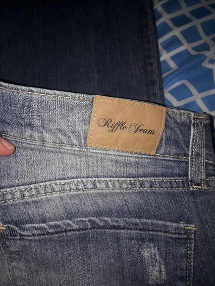 Jeans Mujer Rifle