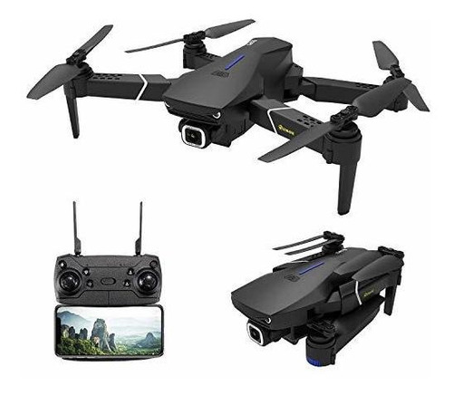 Drone Gps Con Camara 4k Para Adultos, Eachine E520s 5g Wifi
