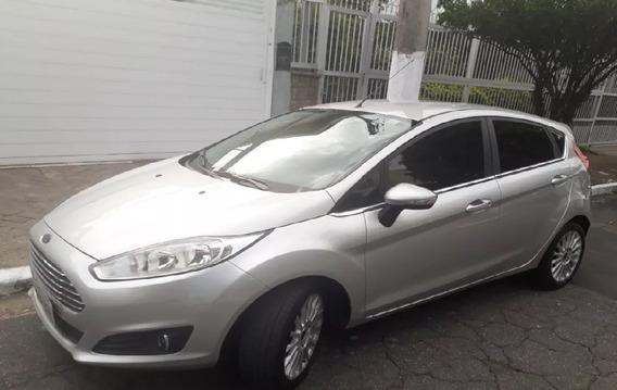 Ford Fiesta 2014/2015 Titanium - Automatico