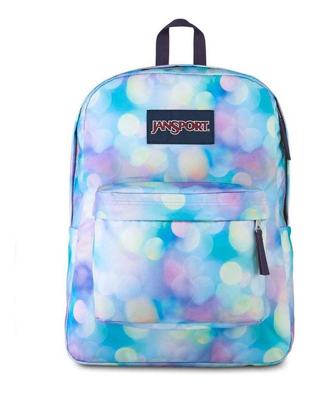 Mochila Jansport Superbreak City Lights