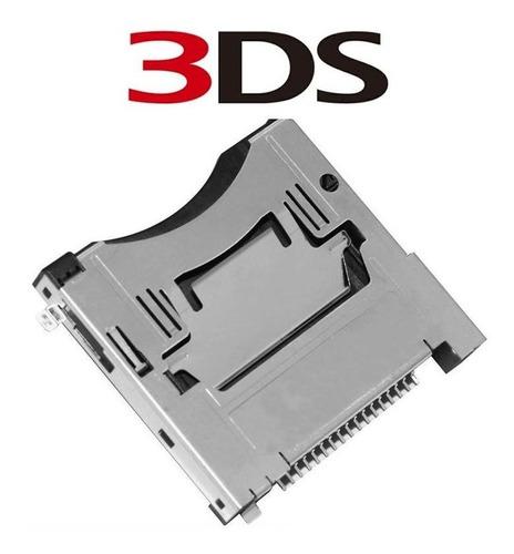 Slot 1 Socket Nintendo 3ds Original Cartucho Consola