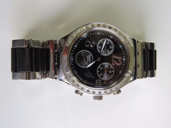 Lindo Relógio Swatch - Sem Detalhes