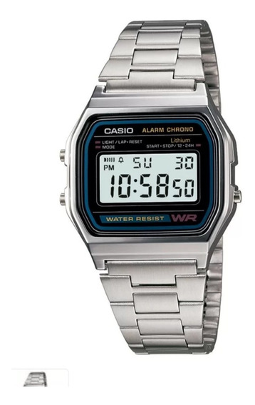 Relógio Casio Original + Um Relógio Grátis Promo