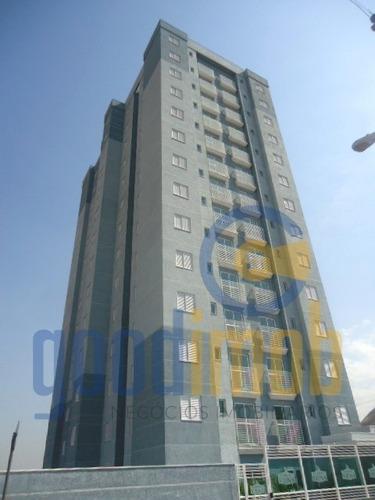 Apartamento 2 Dormitórios, Sacada - Edificio Viena - Jardim Gonçalves, Sorocaba - Ap0269