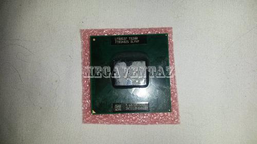 Procesador Laptop Core 2 Duo T5200 1.6ghz 533 Socket M Sl9vp