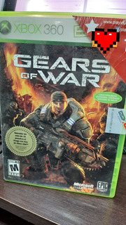 Gears Of War Xbox 360 Fisico Original