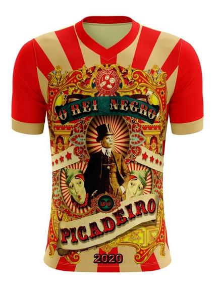 Camisa Salgueiro 2020 Rio Janeiro Carnaval Camisetas Abadas