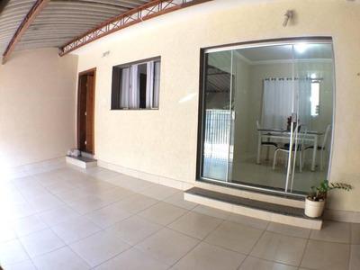 Casa Residencial À Venda, Parque Liberdade, Americana. - Ca1403