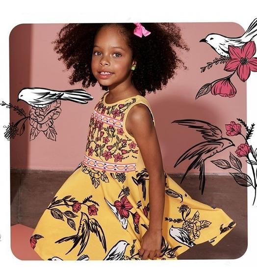 Vestido Infantil Da Puc - Cód. 2770