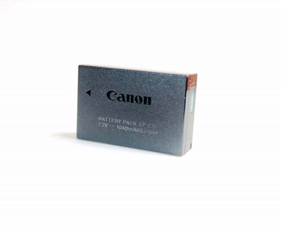 Bateria Canon Original T7i, T6s T6i Com Nota