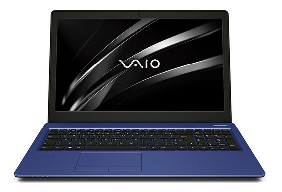 Vaio® Fit 15s Core I5-8250u Win 10 Ssd 256gb 8gb Tela 15.6