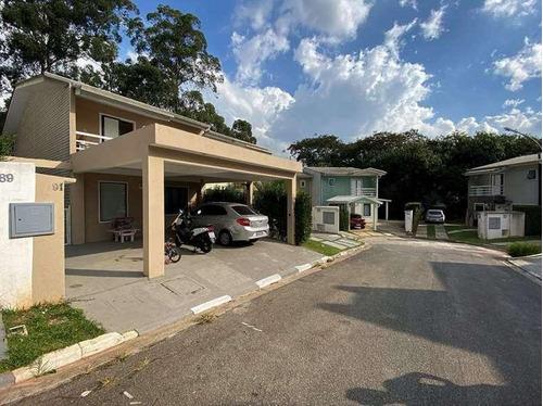 Casa Com 3 Dormitórios À Venda, 160 M² Por R$ 764.000,00 - Jardim Das Paineiras - Cotia/sp - Ca4649