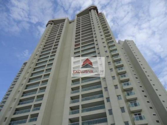 Apartamento Com 4 Dormitórios À Venda, 259 M² Por R$ 1.800.000,00 - Jardim Das Colinas - São José Dos Campos/sp - Ap2238