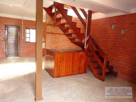 Casa Com 2 Dormitórios Para Alugar, 120 M² Por R$ 990/mês - Ponta Grossa - Porto Alegre/rs - Ca0391