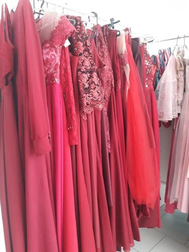 Imagem 1 de 9 de Estoque Atelier De Locação. Vestidos De Festa | Noivas |