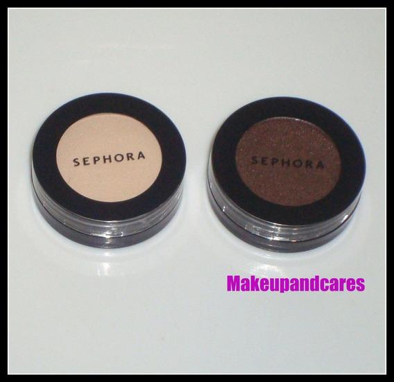 Sephora Mini Sombra Compacta Peach Beige #13-1.5gramos