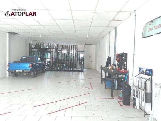 Sala Para Alugar, 200 M² Por R$ 3.600,00/mês - Perequê - Porto Belo/sc - Sa0064