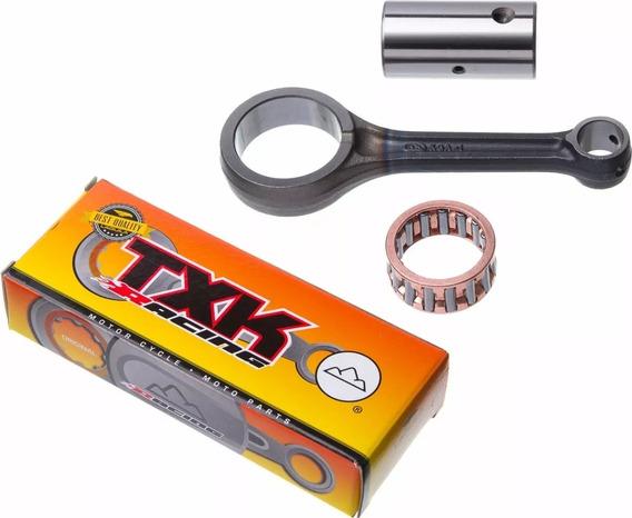 Biela Txk Racing Cg 160 Bros 160 Xre 190 Pino 15mm Txk