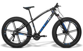 Bicicleta Gts F. A Disco 27v   Gts I-vtec Fat Roda Magnésio
