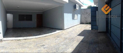 Casa Residencial À Venda, Jardim Dos Ipês, Ipeúna. - Ca0713