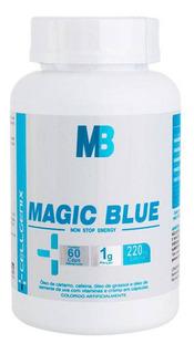 Pré-treino Magic Blue 60 Cápsulas - Cellgenix
