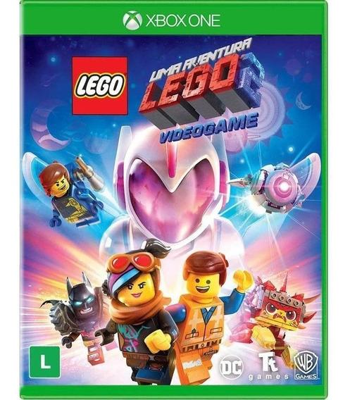 Uma Aventura Lego 2 - Xbox One - Novo - Física - Br