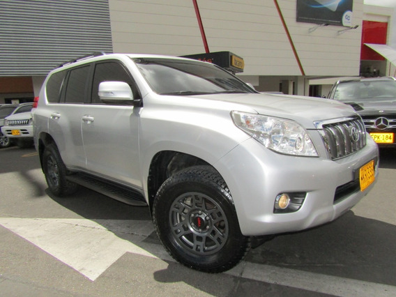 Toyota Prado Txl 3.0 At Turbo Diesel