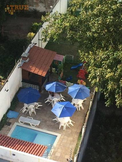 Apartamento Com 2 Dormitórios À Venda, 60 M² Por R$ 298.000 - Torre - Recife/pe - Ap3448