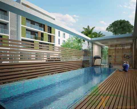 Proyecto Apartamentos De Oportunidad C/piscina (eaa-263 I3)