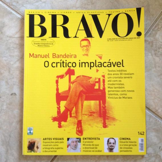 Revista Bravo 142 Jun2009 Manuel Bandeira Crítico Implacável