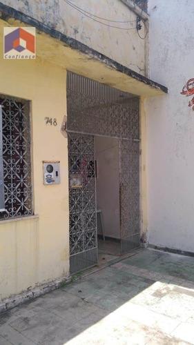 Casa À Venda No Bairro José Bonifácio Próximo A Av Domingos Olimpio - 243