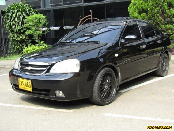 Chevrolet Optra Limited 1800 Cc At