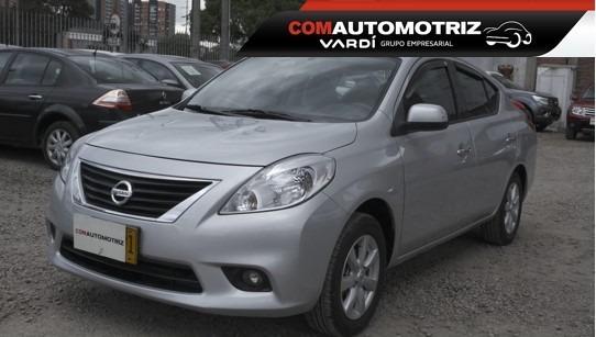 Nissan Versa Advance Id 38117 Modelo 2014