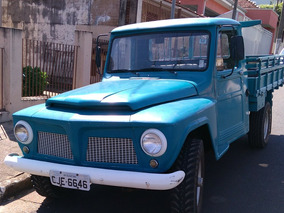 Ford F75 4x4