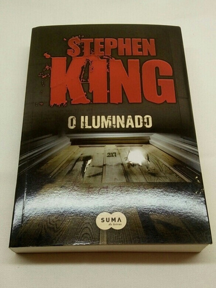 Livro Stephen King O Iluminado. Suma De Letras.